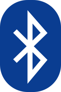 The Bluetooth logo is a combination of the Younger Futhark runes Haglaz and Berkanan, Wikimedia Commons.