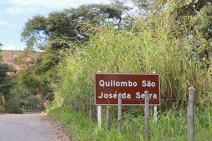 Quilombo São José da Serra is a community of descendants of slaves, Wikipedia.